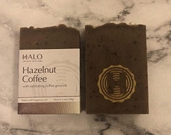 Hazelnut Coffee Bar Soap