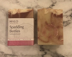Sparkling Berries Bar Soap