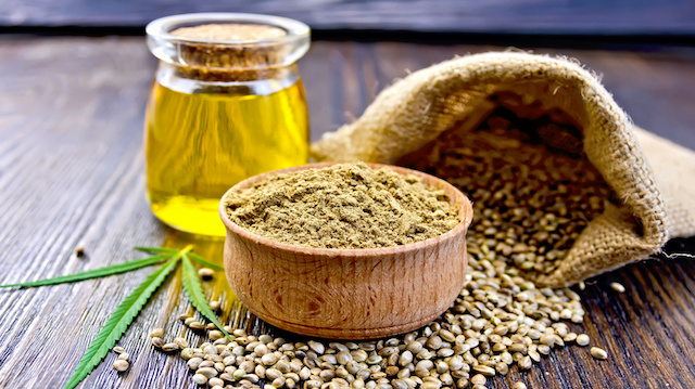 Feature Friday: Hemp Seed Oil