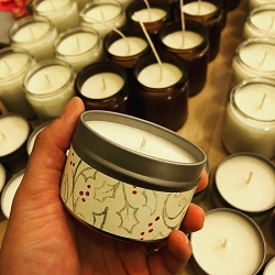 Create Your Own Soy Candles
