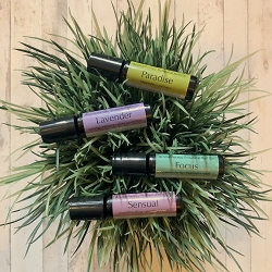 Aromatherapy Roll On Aromas