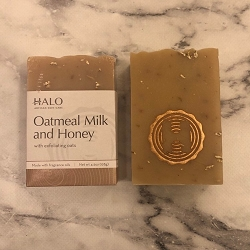 PREORDER Oatmeal Milk and Honey Bar Soap AVAILABLE AFTER 7/13/2020