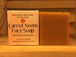 Carrot Neem Face Soap