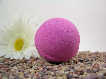Red Clover Bath Bomb