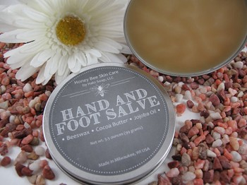 Honey Bee Hand Salve