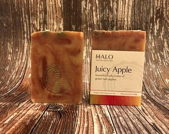 Juicy Apple Bar Soap